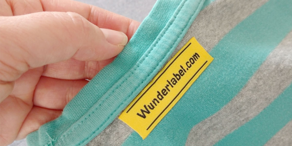 Come applicare etichette termoadesive