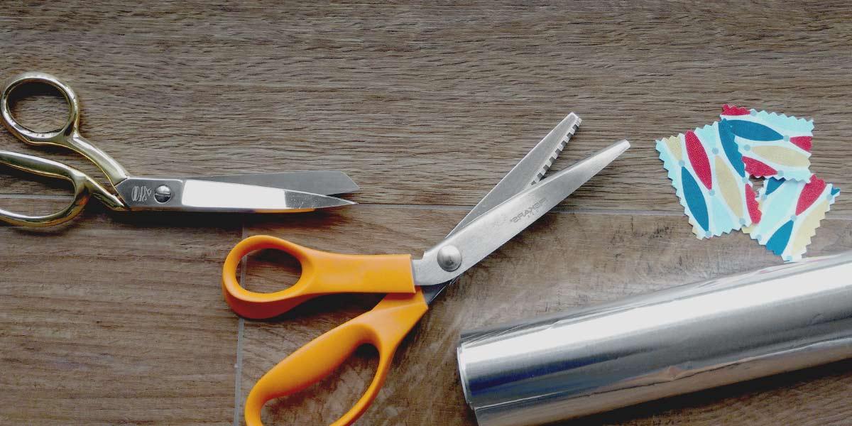 Soluzione rapida per affilare le forbici