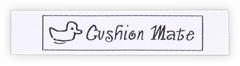 Etichette in raso stampate da configurare online