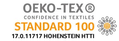 Oeko-Tex Confidence in Textiles Standard 100 wunderlabelIT