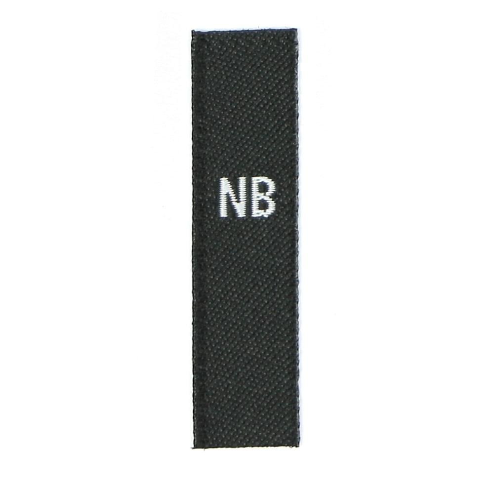 Taglie per neonato (NB - 18-24MO) Nero